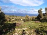 İzmir Karaburunda Lebi Derya Deniz Manzaralı Arsa