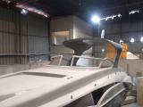 10 metre boyunda lüx tip sıfır motor yat imalattan hazır