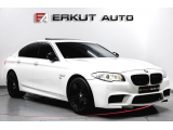 ERKUT AUTO DAN 2011 BMW 5,2O D DIS M PAKET İÇ BEJ DÖŞEME