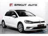 ERKUT AUTO'DAN 2018 VW GOLF HİGHLİNE CAMTAVAN+HAYALET+ISITMA