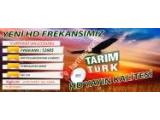 Tarım türk tv de % 100 barter çeki ile reklam hizmeti
