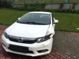 2012 Civic 1.6i LPG VİTEC OTOMATİK araç yürür durumda km 156,000