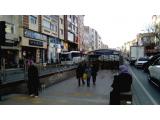 bayrampaşa yıldırım mah tramway yolu üzeri kiracılı yatırımlık dükkan nakit satılık