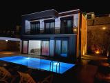 yalıkavak bodrum da müstakil havuzlu 5 + 1 550 m2 ultra lüx villa tamamı nakit