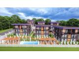 denizli de havuzlu 3 katlı havuzlu sosyal tesisli manzaralı ultra lüx villalar