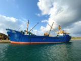 Kuru Yük Gemisi Kuru 1986 model 36 metre nakit satılık