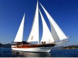 gulet 27 metre 10 kabin klimalı sezonluk işi hazır nakit
