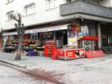 Zeytinburnu 58 bulvara yakın satılık bodrumlu dükkan nakit